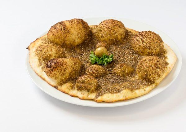 Manakeesh Zaatar